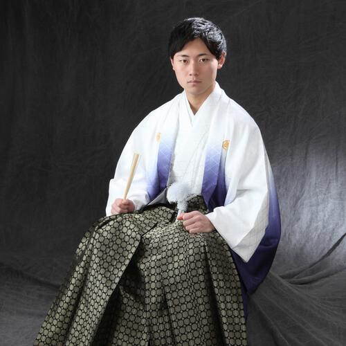 男性用紋付き袴レンタル