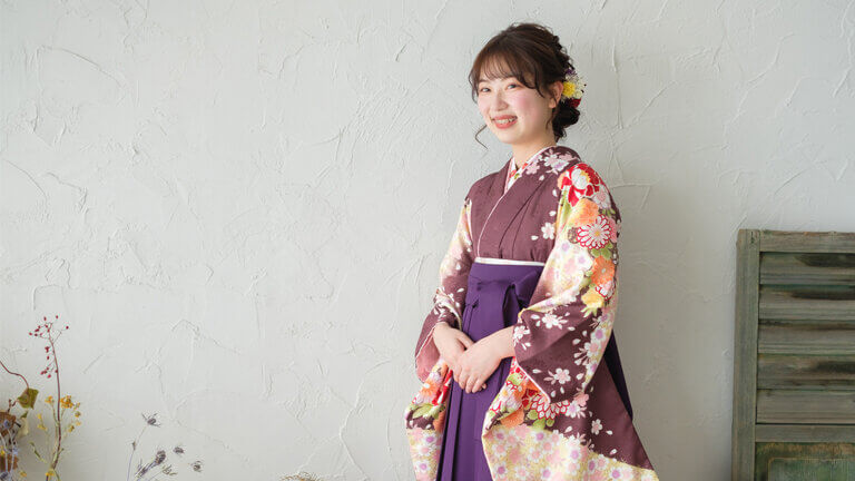 袴レンタル&写真